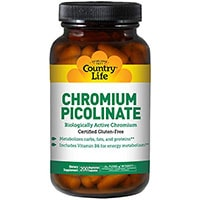 Country Life Chromium Picolinate