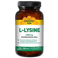 Country Life L Lysine