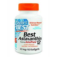 Meilleur Meilleur astaxanthine Doctor