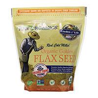 Garden Of Life Organic Golden Flaxseed
