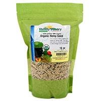 Sementes Handy Pantry Raw Organic Shelled Hemp