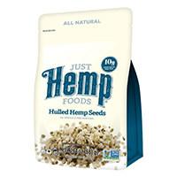 Apenas as sementes de cânhamo Foods Hulled cânhamo