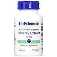 Ekstrak Life Extension Bilberry