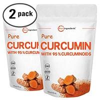Mikro Bestanddele Usda Certified Organic Curcumin Powder