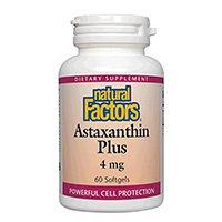 Natural Factors Astaxanthin Plus