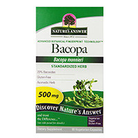 Отговор Bacopa Природата