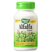 Nature's Way Alfalfa Leaves