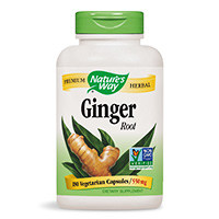 Root Way Ginger da natureza