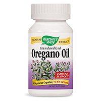 Luonnon tapa Oregano Oil