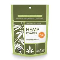 Navitas Naturals Organic Raw Hemp Seeds