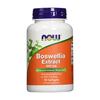 Теперь экстракт Boswellia Foods