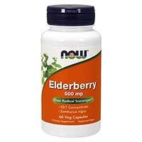Nu Foods Elderberry Extract
