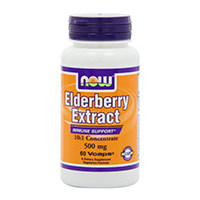 Nu Foods Elderberry Extract