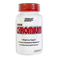 Nutrex Lipo-6 de crom