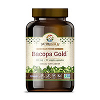 NutriGold Bacopa ЗОЛОТО