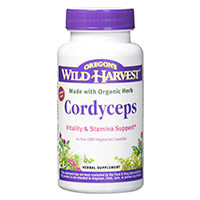 Oregon Wild Harvest Cordyceps
