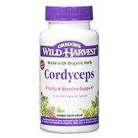 Oregon's Wild Harvest Cordyceps