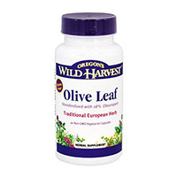 Oregon se Wild Harvest Olive Leaf