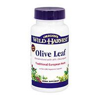 Oregon's Wild Harvest Olive Leaf