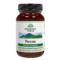 Organic Índia Neem