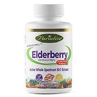 Paradise Yrtit Elderberry