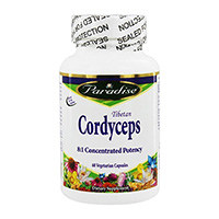 Paradise Herbes Cordyceps tibétains