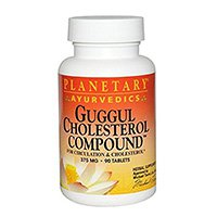 Planetary Herbals Guggul Cholesterol Compound