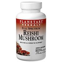 Planetary Herbals Reishi Mushroom