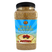 Premium Gold Whole Flaxseed
