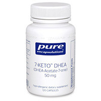 Pure Encapsulations - 7-ქეთო DHEA