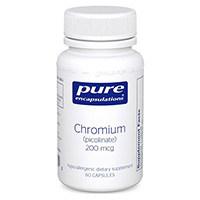 El cromo puro Encapsulations