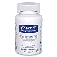 სუფთა Encapsulations Cinnamon WS
