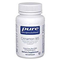 Purong Encapsulations Cinnamon Ws