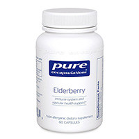 Καθαρό encapsulations Elderberry