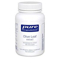 Pure encapsulations oliivilehtiuute