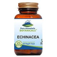 Pure Mountain მცენარები Echinacea