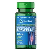 Fierté normalisée Herbal Extrait de Boswellia Puritan
