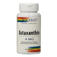 Solaray astaxanthine
