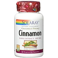Solaray Cinnamon Bark