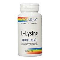 Solaray-L-lisina