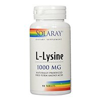 Solaray-L-lysin