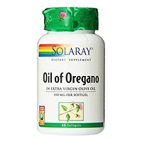 Solaray масло орегано