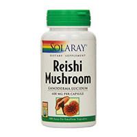 Solaray Reishi قارچ