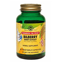 Solgar Bilberry Berry Extract