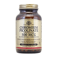 Sololin Chromium Picolinate