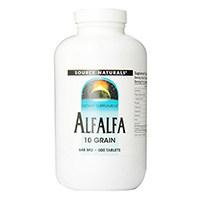 Sursa Naturals Alfalfa