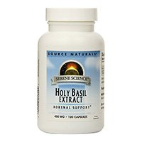 Source Naturals Holy Basil Extract