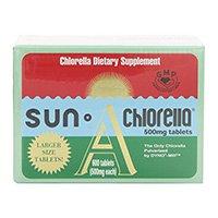 Sonne-Chlorella