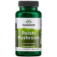 Swanson Premium Reishi sieni