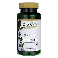 Swanson Prêmio Reishi Mushroom